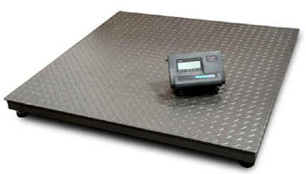 Floor Scales Drum Scales